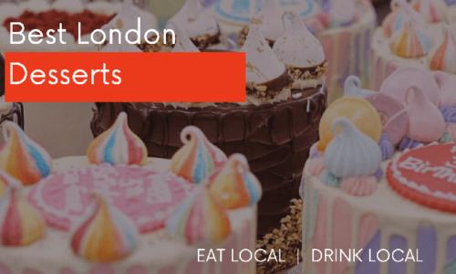 Best London Desserts